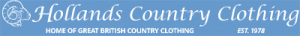 Hollands Country Clothing Discount Codes & Coupon Codes